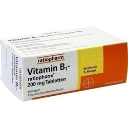 VITAMIN B1 RATIO 200MG TAB