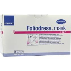 FOLIODRESS MA C LOOP BLAU